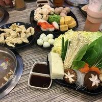 Снимок сделан в Shabu Garden (绿味园) пользователем Wong E. 7/29/2016