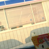 Photo taken at ローソン 朝日町平柳店 by イ力 on 7/23/2016