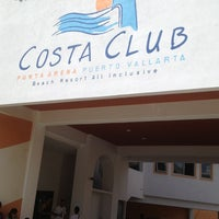 Photo taken at Costa Club Punta Arena Hotel by Pablito M. on 3/28/2013