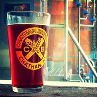 Photo taken at Chatham Brewing by Bill S. on 7/4/2015