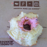 Photo taken at Dunkin' Donuts by Jared W. on 11/29/2013