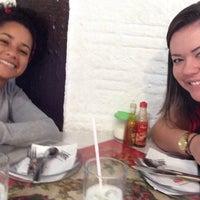 Photo taken at Restaurante e Petisqueira do Paulinho by Fefa M. on 1/4/2014