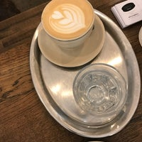Photo taken at Coffee imrvére by Millie O. on 5/3/2018