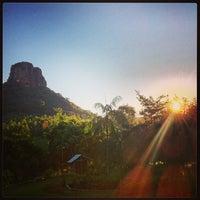 Photo taken at Morro do Cuscuzeiro by Flavinha O. on 6/2/2013