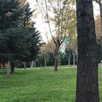 Photo taken at Saray Bosna Parkı by Havva Ş. on 10/15/2018