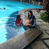 Photo taken at Hotel Winotosastro Garden by Melisa P. on 6/29/2013
