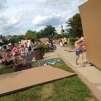 Photo taken at Riverfront Park by Megan W. on 7/25/2013