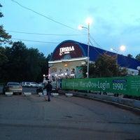 Photo taken at Pravdabar by Evgenia K. on 7/11/2013