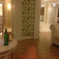 Photo taken at Airotel Stratos Vassilikos Hotel by Marina G. on 8/21/2014