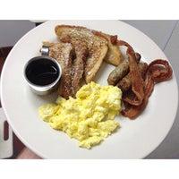 Photo taken at Sunrise Cafe of Ocean City NJ by Sunrise Cafe of Ocean City NJ on 11/3/2013