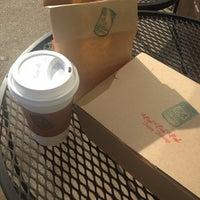 Photo taken at Pint Size Bakery & Coffee by Christina V. on 12/15/2012