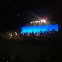Photo taken at Teatro Municipal José Bohr by Miroslava J. on 10/30/2014