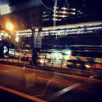 Photo taken at Khatib MRT Station (NS14) by Paul A. on 7/27/2013