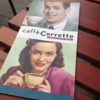 Photo taken at Caffè Corretto by Ireen H. on 10/4/2014