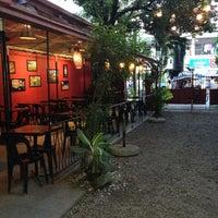 Photo taken at Calle Zaragosa by Marti R. on 7/25/2013