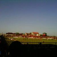Photo taken at Stadion Krida Rembang by Dumbek F. on 6/23/2013