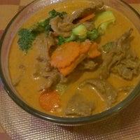 Photo taken at Bangkok Cafe by john w. on 10/20/2012