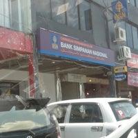 Photo taken at Bank Simpanan Nasional (BSN) by Masitah M. on 4/17/2013