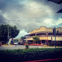 Photo taken at Cairns Central Shopping Centre by Kunal G. on 7/19/2013