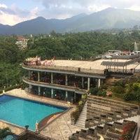 Photo taken at Hotel Seruni Gunung Salak 3 by Arie W. on 6/9/2017