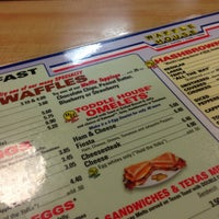 Photo taken at Waffle House by Andy K. on 4/16/2013