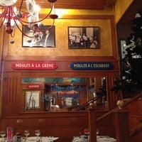 Photo taken at Chez Léon 1893 by Mirka D. on 12/7/2012