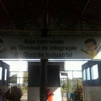 Photo taken at Terminal Distrito Industrial/BR-135 by Fabio S. on 3/29/2013