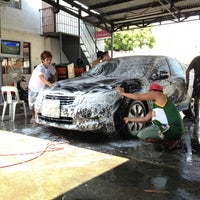Photo taken at Auto Bhan Car Wash by Julles R. on 4/28/2013