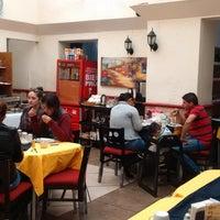 Photo taken at La Abuelita by Montserrat S. on 2/28/2016