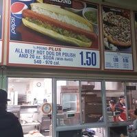 Photo taken at Costco Wholesale Food Court by Jorge G. on 6/18/2017