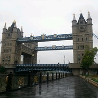 Photo taken at Tower Bridge by скумбрия on 5/4/2017