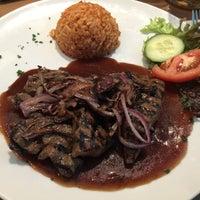 Das Foto wurde bei Restaurant Achillion von timbo_SF am 1/5/2017 aufgenommen