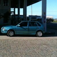 Photo taken at Posto Ipiranga - Autoposto Rei do Petroleo by AJR B. on 7/11/2013
