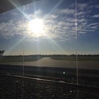 Photo taken at Aeropuerto Internacional de Rosario - Islas Malvinas (ROS) by Carlos S. on 12/24/2014