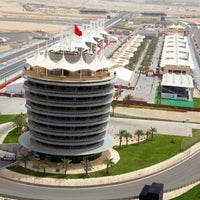 Photo taken at Bahrain International Circuit by Mohammad S. on 4/20/2013