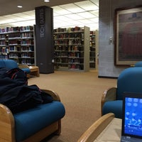 Photo taken at WPI Gordon Library by Dmtr on 2/15/2015