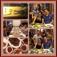 Photo taken at Hogalbi Korean Grill Restaurant by Nicey T. on 6/5/2014