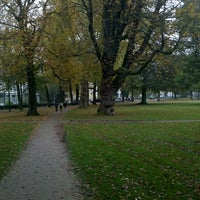 Photo taken at Dog Walking@kenaupark by Andrea 🍀 on 10/24/2012