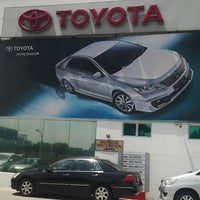 Photo taken at Toyota Service Centre Sg Besi KL by Rosli I. on 5/16/2013