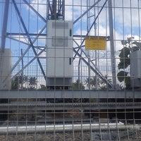Photo taken at tower protelindo raja ratu by Uwak H. on 5/30/2013
