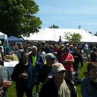 Photo taken at Door County Beer Fest by Benjamin P. on 6/14/2014