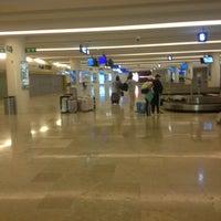 Photo taken at Cancún International Airport (CUN) by Виктор В. on 9/6/2013