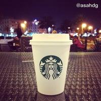 Photo taken at Starbucks by عبدالله ا. on 4/9/2013