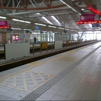 Photo taken at Kuala Lumpur Sentral Station by claire m. on 7/15/2013