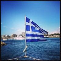 Photo taken at Larnaca Marina by Наталья З. on 5/11/2013