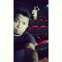 Photo taken at Cinemas Riverside by Felipe F. on 8/11/2014
