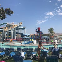 Photo taken at Aqua Adventure by Delyn S. on 8/22/2017