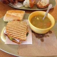 Photo taken at Panera Bread by Flakes on 5/4/2013