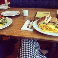 Photo taken at MiniMax Restaurant by Erëmira G. on 4/20/2015