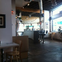 Photo taken at Sunset Junction Coffee Shop by Alex C. on 3/30/2013